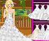 العاب فساتين العروس و تلبيس العروسة